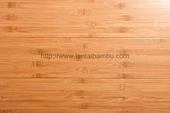 Carbonized Horizontal Handscrappe Bamboo Flooring