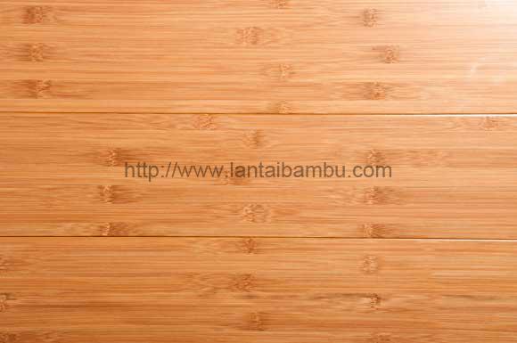 Carbonized Horizontal Handscrappe Bamboo Flooring